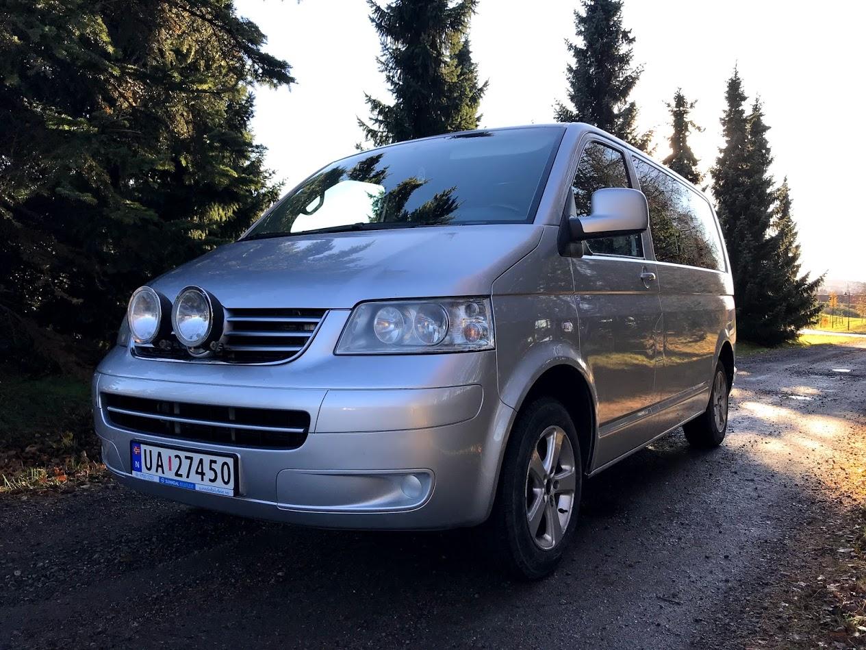 Caravelle 9-seter minibuss
