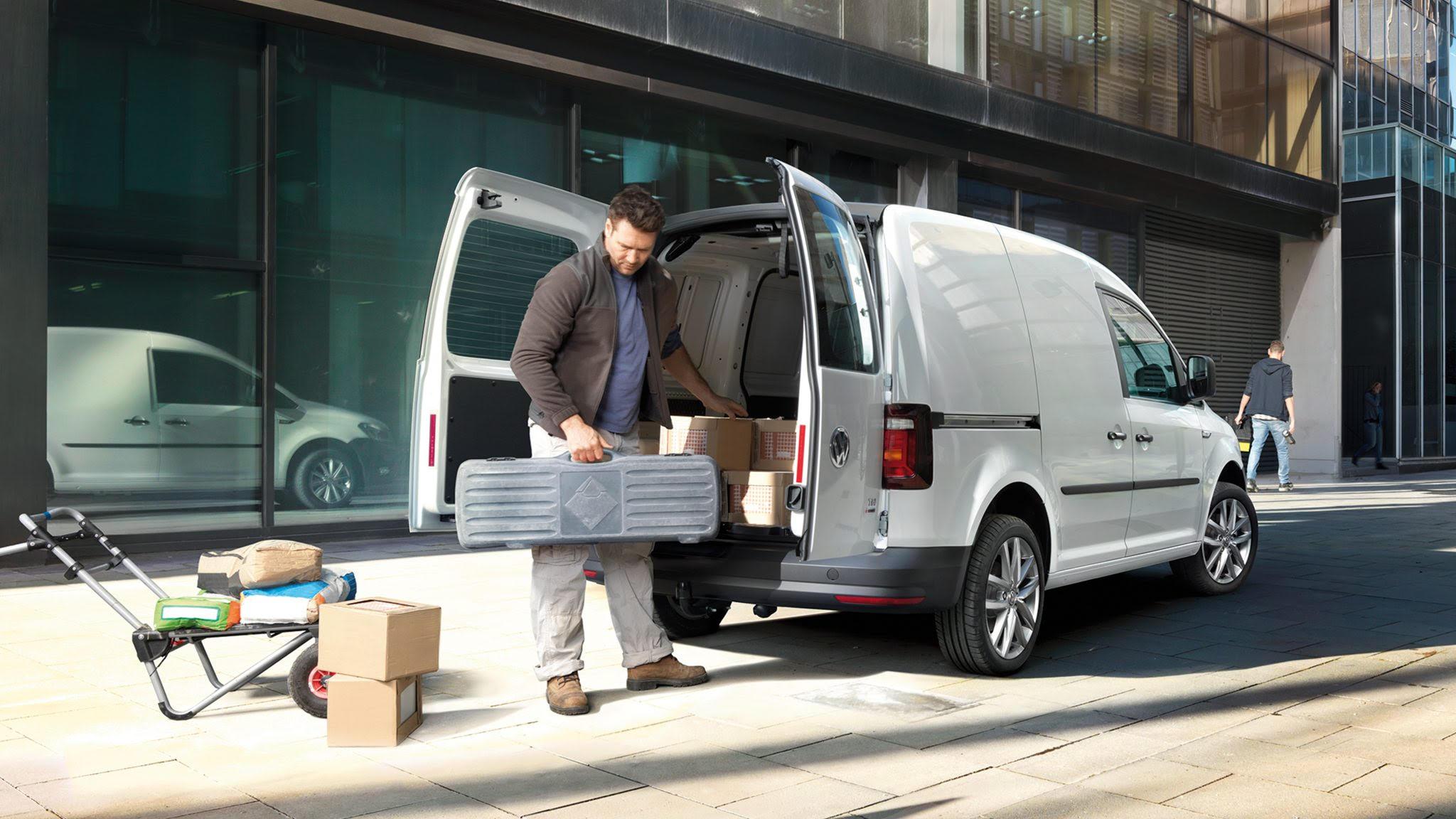 VW Caddy varebil